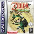 Jaquette The Legend of Zelda : The Minish Cap