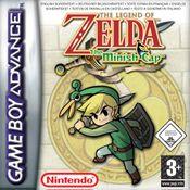 Jaquette The Legend of Zelda: The Minish Cap