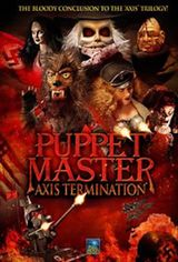 Affiche Puppet Master : Axis Termination