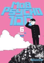 Couverture Mob Psycho 100, tome 6
