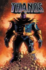 Couverture Thanos, tome 1
