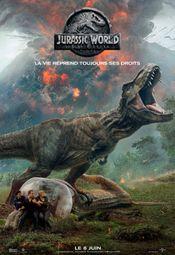 Affiche Jurassic World - Fallen Kingdom