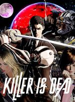 Jaquette Killer is Dead