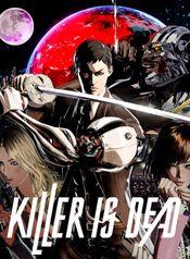 Jaquette Killer is Dead