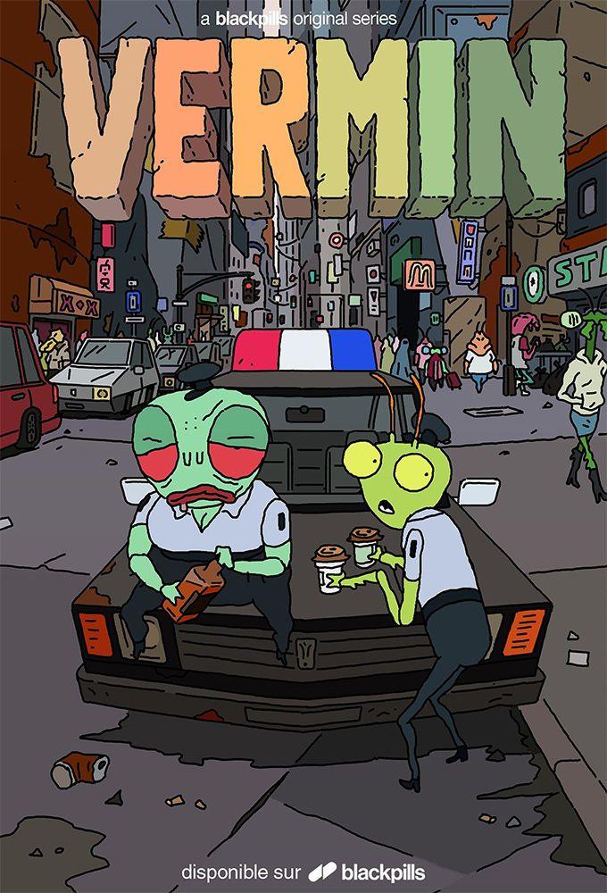 Le Topic officiel des séries télévisées - Page 33 Vermin