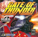 Jaquette Gate of Thunder