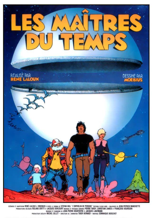 Les Maîtres du temps - Long-métrage d'animation (1982) - SensCritique