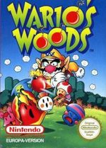 Jaquette Wario's Woods