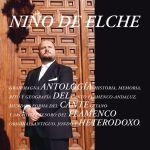 Pochette Antología del cante flamenco heterodoxo