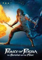 Jaquette Prince of Persia : L'Ombre et la Flamme