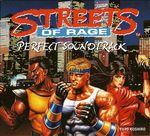 Pochette Streets of Rage Perfect Soundtrack
