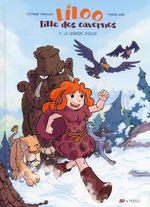 Couverture La Grande chasse - Liloo fille des cavernes, tome 1