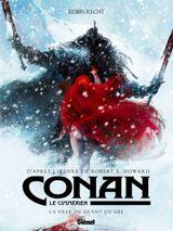 Couverture La Fille du Géant du Gel - Conan le Cimmérien, tome 4