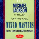 Pochette Thriller / Off the Wall (Single)