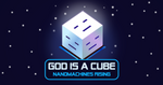 Jaquette God is a Cube
