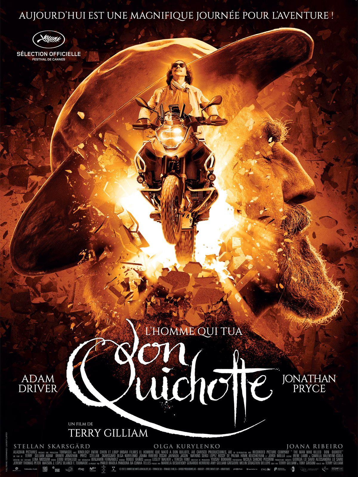 L_homme_qui_tua_Don_Quichotte bandit) dans Films series - News de tournage