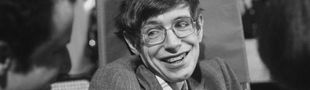 Cover Hommage à Stephen Hawking. Profession : rêveur-astrophysicien