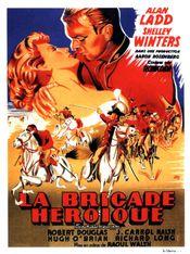 Affiche La Brigade héroïque