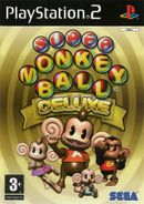 Jaquette Super Monkey Ball Deluxe