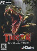 Jaquette Turok Evolution