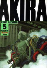 Couverture Akira (Édition originale noir et blanc), tome 5
