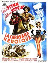 Affiche La Caravane héroïque
