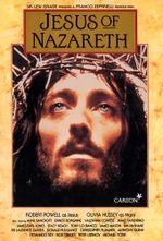 Affiche Jesus de Nazareth