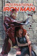 Couverture International Iron Man