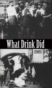 Affiche What Did Drink