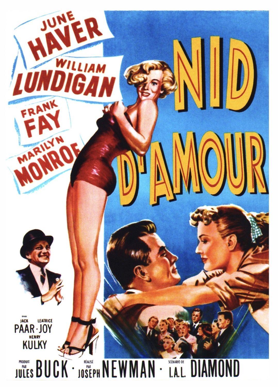 [A bord du Broadway Limited] Quelques incontournables du cinéma américain des années 50 selon Malika Ferdjoukh Nid_d_amour