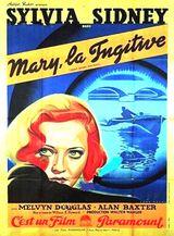 Affiche Mary, la fugitive