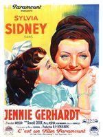 Affiche Jennie Gerhardt