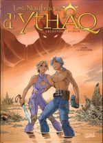 Couverture Glèbe la Singulière - Les Naufragés d'Ythaq, tome 13