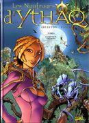 Couverture La Révolte des pions - Les Naufragés d'Ythaq, tome 6