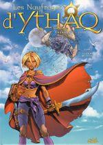 Couverture Le Soupir des étoiles - Les Naufragés d'Ythaq, tome 3