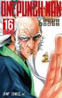 Couverture One-Punch Man, tome 16