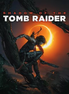 Jaquette Shadow of the Tomb Raider