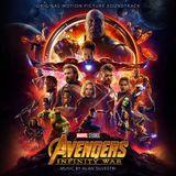 Pochette Avengers: Infinity War (OST)
