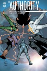 Couverture The Authority (DC Essentiels), tome 2