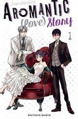 Couverture Aromantic (love) story
