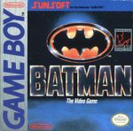Jaquette Batman : The Video Game