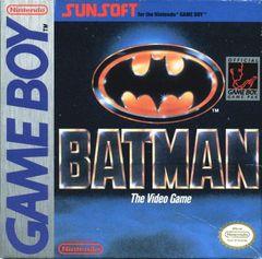 Jaquette Batman: The Video Game
