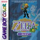 Jaquette The Legend of Zelda : Oracle of Ages