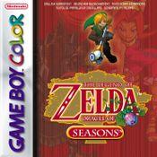 Jaquette The Legend of Zelda : Oracle of Seasons