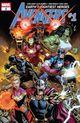 Couverture Avengers (2018 - Present)