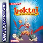 Jaquette Boktai: The Sun is in Your Hand