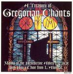 Pochette A Treasury of Gregorian Chants, Volume I