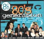 Pochette 80's Generation
