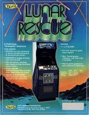 Jaquette Lunar Rescue