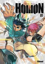 Couverture HORION - Tome 1